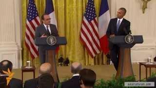 Օբաման և Օլանդը՝ ընդդեմ ռուս-թուրքական վեճի և ահաբեկչության