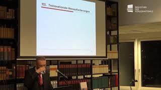 Martin Wagener: Eine neue Grenzanlage für Deutschland? Zur Abwehr transnationaler Herausforderungen