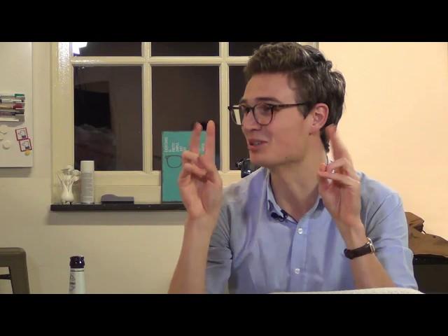 """Julian Jagtenberg (Somnox): """"Wij maakten een robot om mee naar bed te gaan"""""""