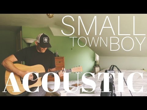 Small Town Boy Dustin Lynch (Acoustic) Cover by Derek Cate
