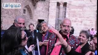 بالفيديو كنيسة القيامة في القدس