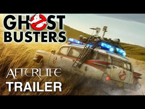 Doug & Scarpetti - Ghostbusters Afterlife Trailer - Ghostbusters 2020 Trailer