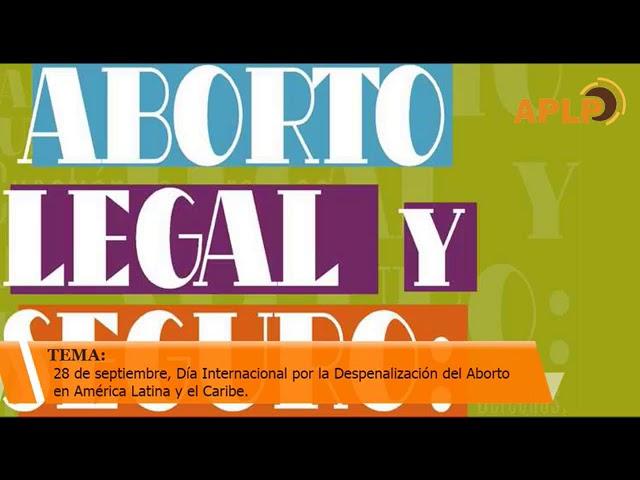 Entrevista sobre el Aborto con Alexia Escóbar intregante del equipo OMMN