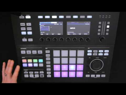 Producing Techno with Maschine - Adding High Frequency Percussion