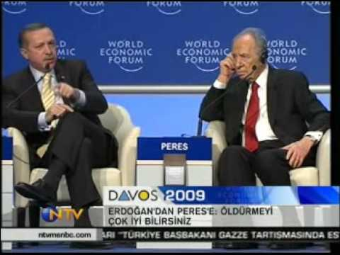 Recep Tayyip Erdoğan Davos 2009 Original Video (English Subtitles)