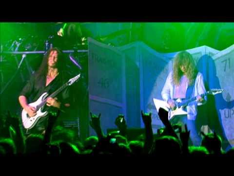 Megadeth - Symphony Of Destruction [Rust In Peace Live]