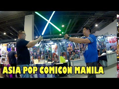 INSIDE: ASIA POP COMICON MANILA 2017