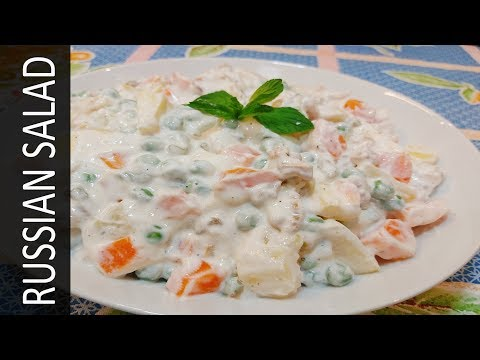 russian-salad-recipe-with-healthy-twist-(-without-mayonnaise,-cream-&-sugar)-weight-loss
