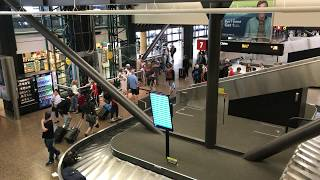 Seattle-Tacoma International Airport Arrival