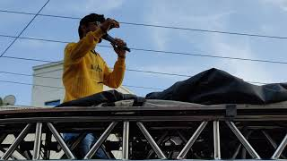 रेतीवाला नवरा पाहीजे  llकोळीगीतll Song By Rajkamal Brass Band satana Mo.7798452444/7798518585