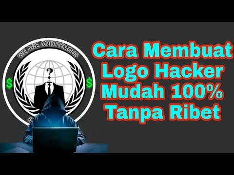 Cara Membuat Logo Hacker
