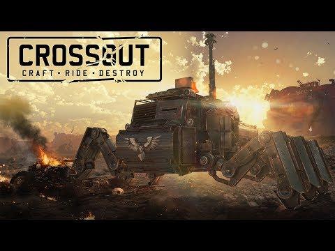 Crossout - Launch Trailer