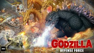 Defeating Battra and Ghidorah's Arrival - Meesmoth Plays Godzilla Defense Force (early access)