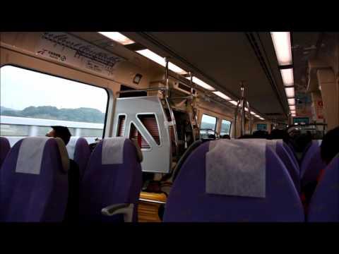 [Taoyuan Metro]桃園機場捷運直達車(往台北車站)全程行車片段 Taoyuan Airport MRT Express train to Taipei Main Station