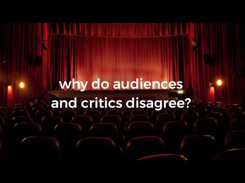 Why do film critics hate movies that audiences love?