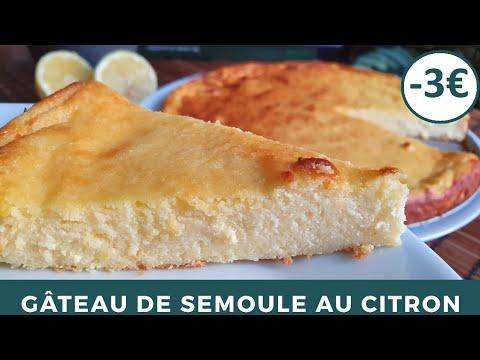 recette-de-gâteau-moelleux-de-semoule-ricotta-et-citron-|-gâteau-napolitain-[-3-euros]