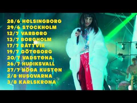 LALEH - swedish tour dates 2019
