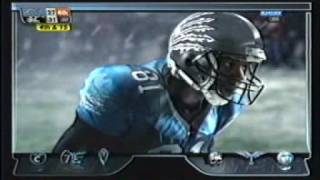 Michael Vick & Terrell Owens Nike commercial