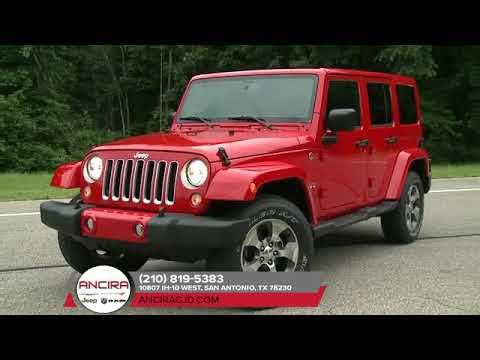 2018 Jeep Wrangler San Antonio TX | Jeep Wrangler Dealership San Antonio TX