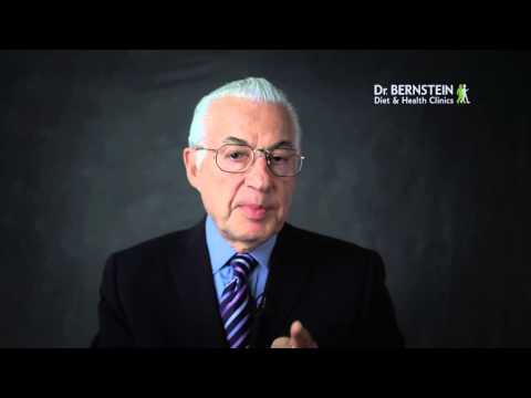 Dr. Bernstein M.D. - The Problem With Unbalanced Diets - Bernstein Diet & Health Clinics
