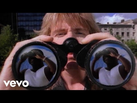 Triumph - Somebody's Out There (Video)