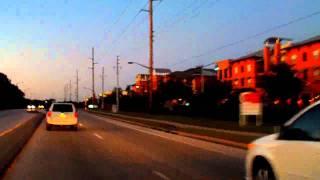 № 1388 США Рассуждения по Дороге ночью Орландо 2011