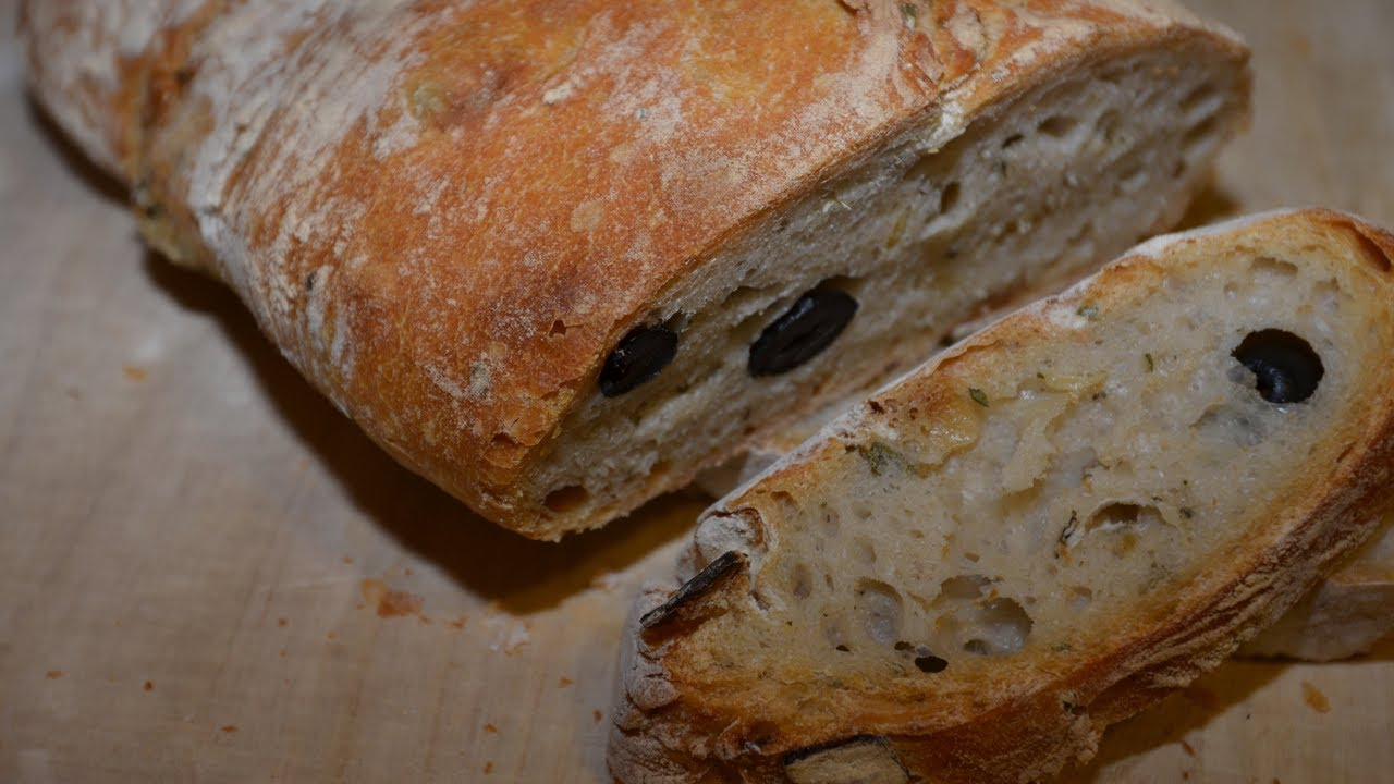 Image result for olive ciabatta