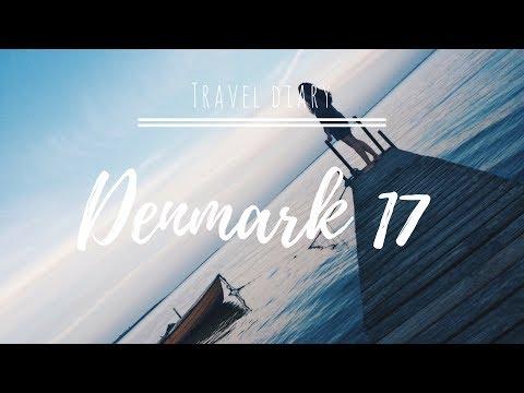 Travel diary Denmark   July 2017  