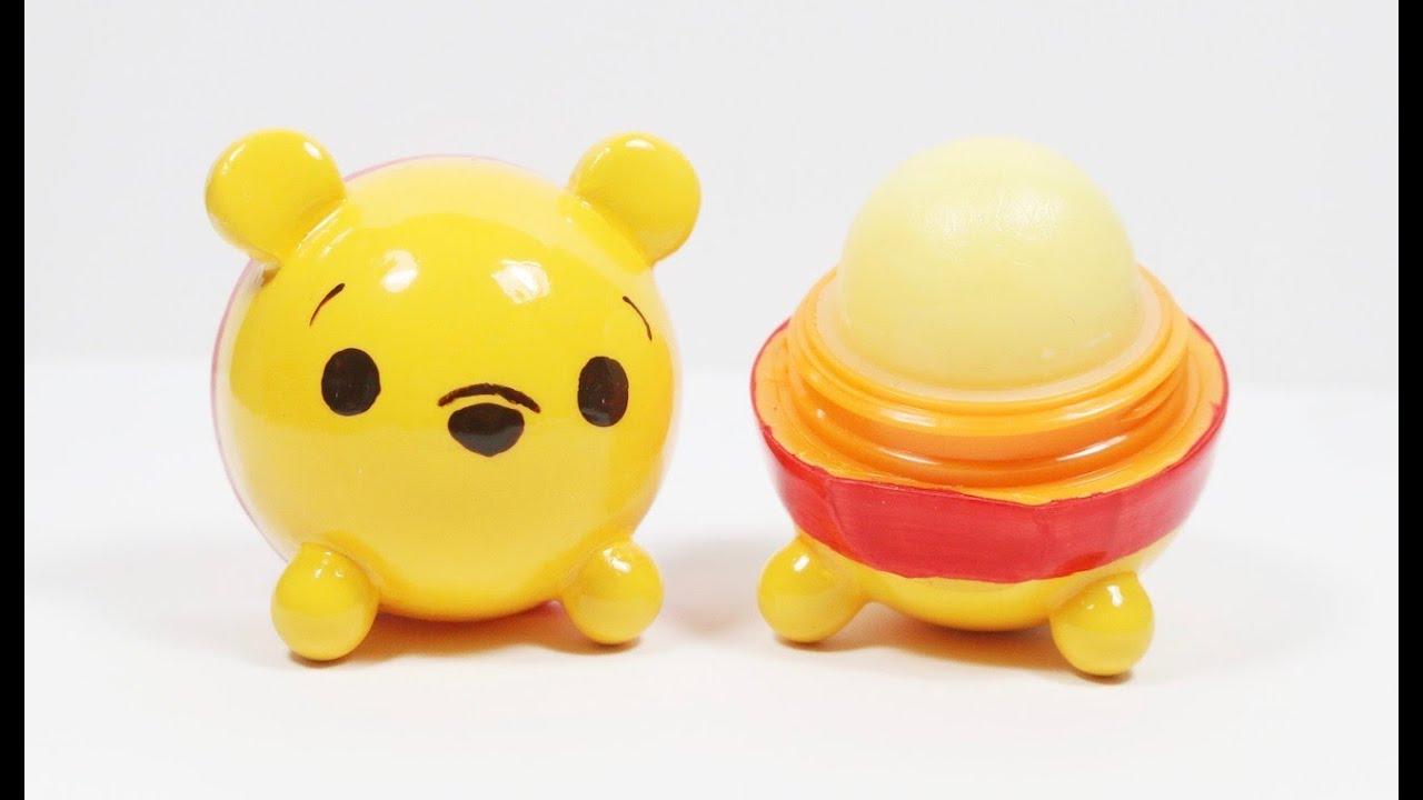 ディズニーツムツムEOSリップの作り方♪樹脂粘土で簡単DIY!