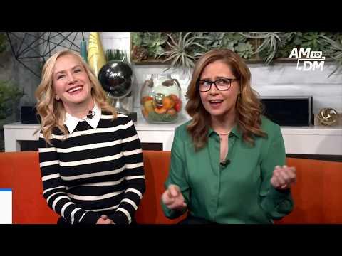 Angela Kinsey & Jenna Fischer Discuss Favorite Eps Of
