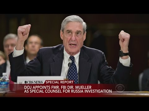 DOJ Appoints Special Prosecutor To Investigate Russia's Influence On 2016 Presidential Election