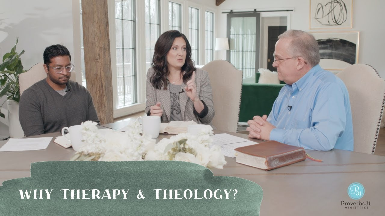 Download Therapy & Theology: Why therapy & theology?   Episode 1