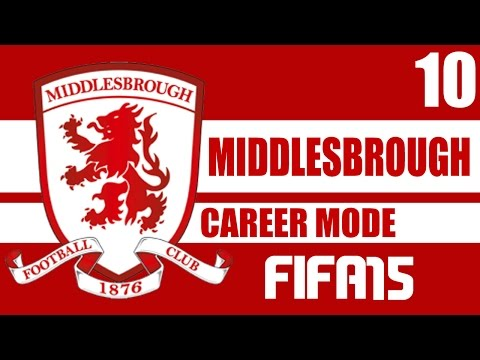 FIFA 15: MIDDLESBROUGH CAREER MODE #10 - DECEMBER TO REMEMBER