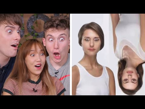 The Worlds Most DISTURBING Optical Illusions!??