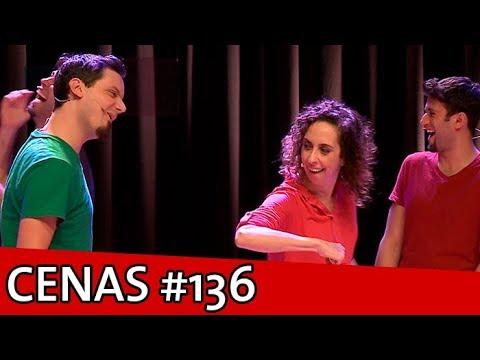 IMPROVÁVEL - CENAS IMPROVÁVEIS #136