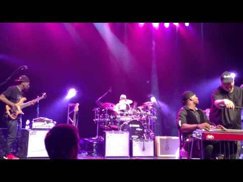 Robert Randolph & The Family Band - Brand New Wayo (live in Morristown, NJ, 8-8-2013)