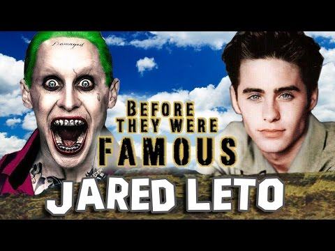 JARED LETO  Before They Were Famous