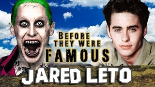 JARED LETO - Before They Were Famous