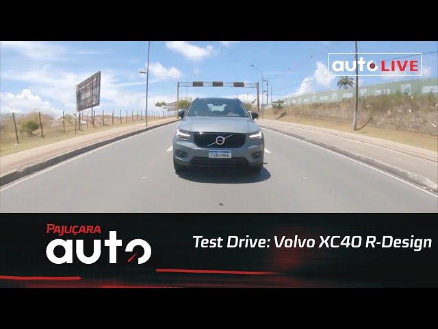 Retrospectiva 2020: Reveja o test drive do Volvo XC40 R-Design
