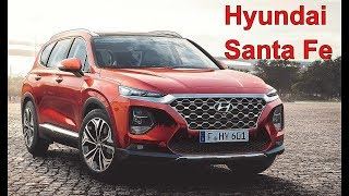 2019 Hyundai Santa Fe | NEW competitor in the world of luxury SUVs