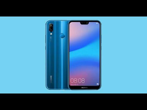 Разборка Huawei P20