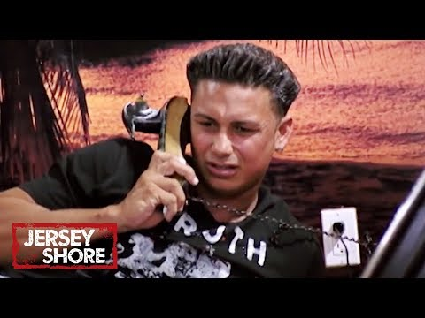 'Pauly's Stalker' Official Throwback Clip | Jersey Shore | MTV