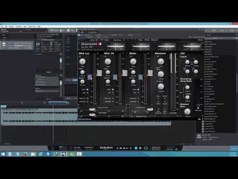 HOW TO MASTER A REGGAE DUBPLATE TRACK WITH BRAINWORX BX XL V2(STUDIO ONE 3)