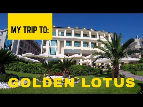 Golden Lotus Kemer 4* - Турция, Кемер