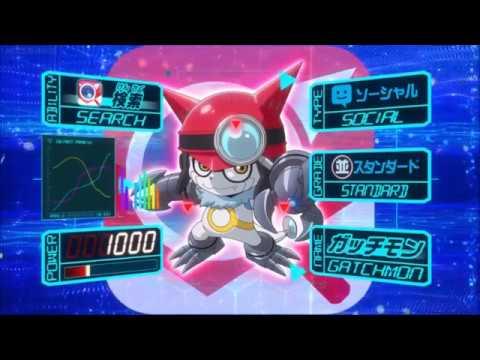 Digimon Universe Episode 1: Gatchmon Appliarise