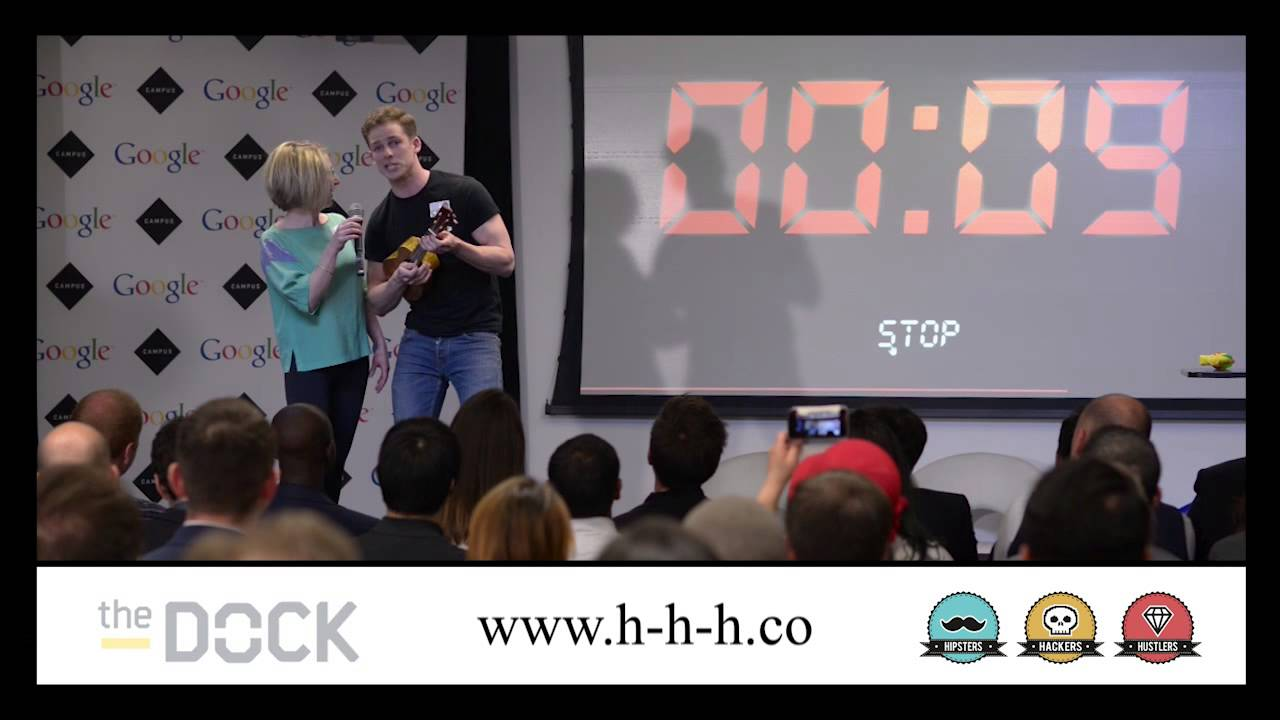 Pitch 2 - Co-Founder Speed Dating & Pitching #19 - YouTube