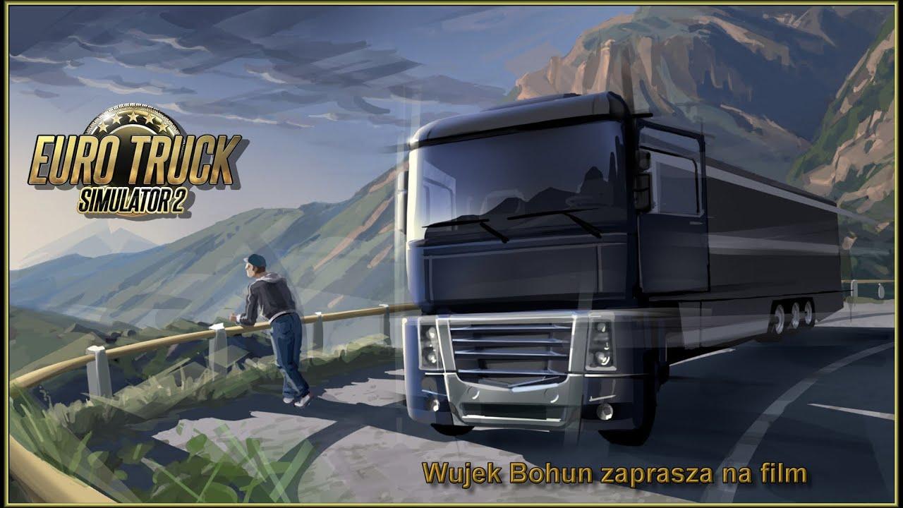 euro truck simulator 2 55 mg a youtube. Black Bedroom Furniture Sets. Home Design Ideas