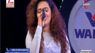 Tomake Chai Ami Aro Kache | Bangla New Song | Ananna Song