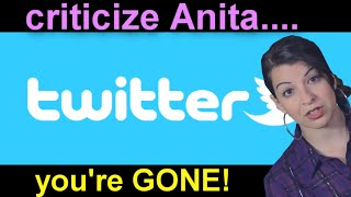 Twitter: Criticize Anita... you