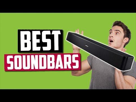 Best Soundbars in 2020 [Top 5 Picks]